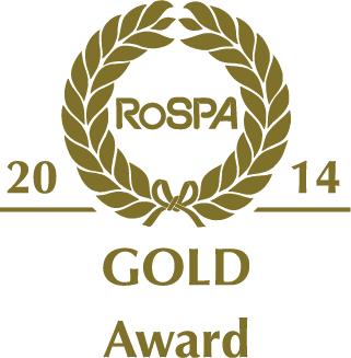 ROSPA 2014 Gold Award: Willmott Dixon Interiors