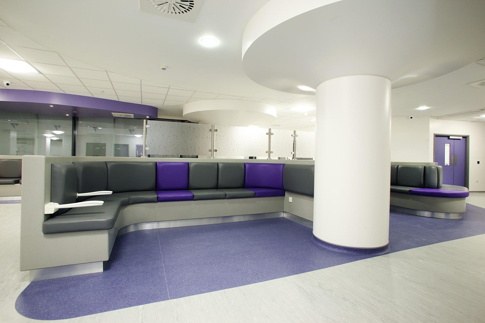 royal free hospital refurbishment