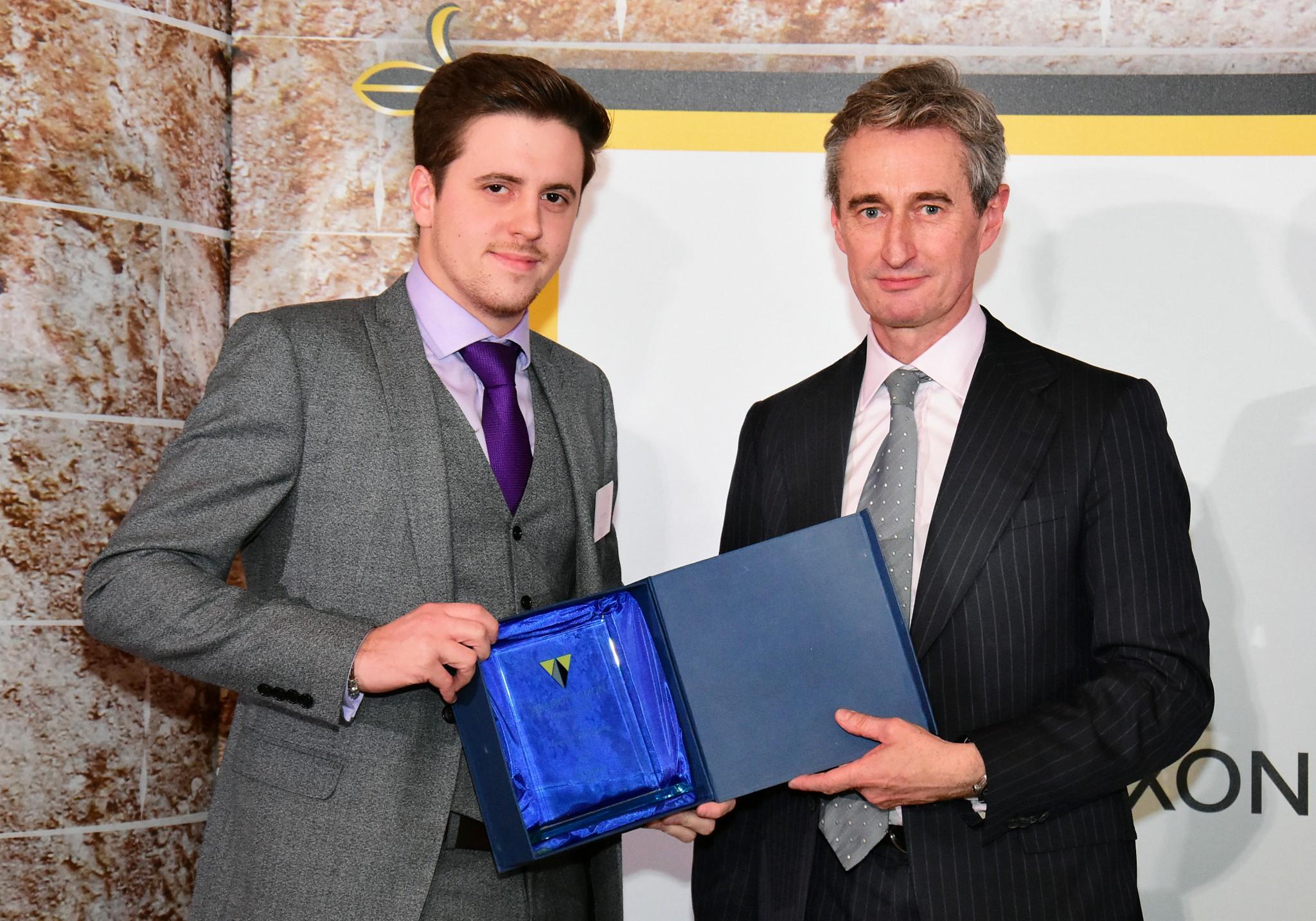Sam Collecting Trainee Challenge Award