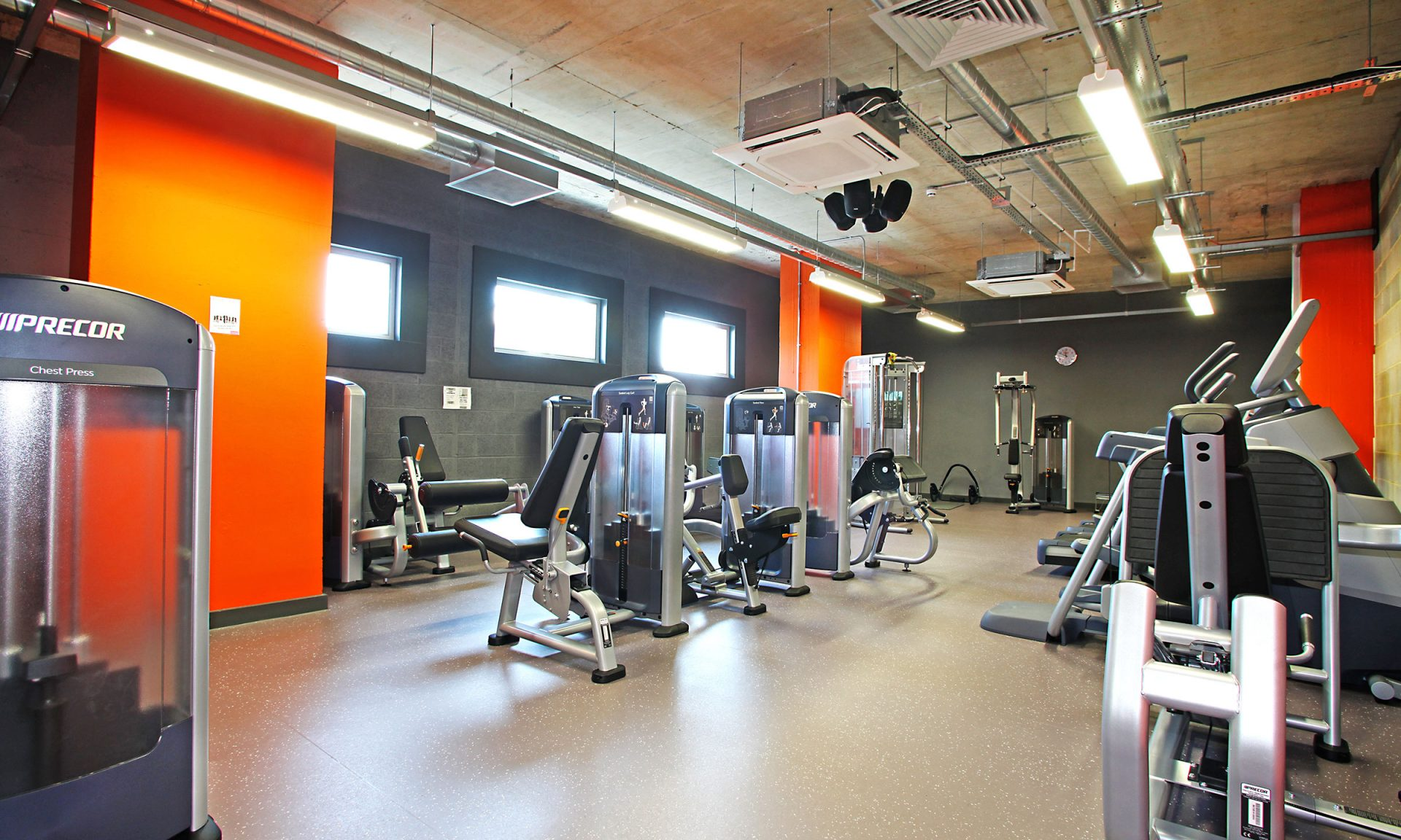 Easy Gym Case Study Fit Out Project Willmott Dixon